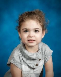 Jasmine - November 2013 - 3 years old